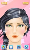 Screenshot of Makeup Salon - Girls games