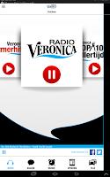 Screenshot of Radio Veronica