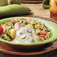 Creamy Slow-cooker Chicken