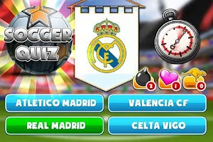 Screenshot of Soccer Quiz & Football: UEFA
