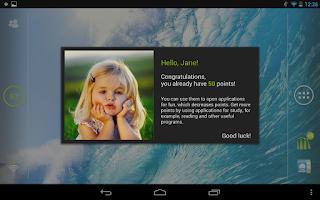 Screenshot of KidRead : Parental control