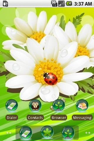 Bloomy Flower [SQTheme] ADW