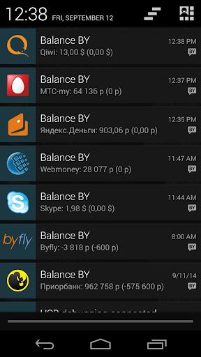Balance BY Pro - screenshot