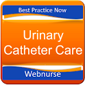 Urinary Catheter Care icon