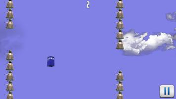 Screenshot of Doctor Who - Tardis Tap Flap