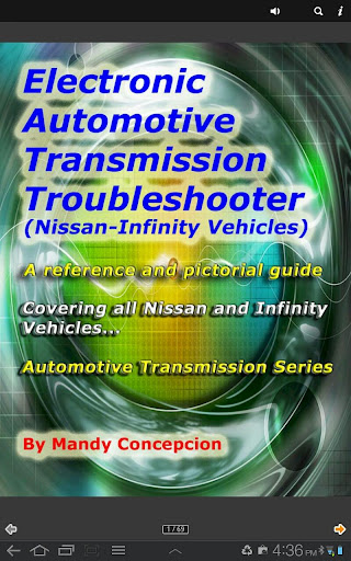 NISSAN Trans Troubleshooter