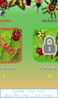 Screenshot of Crazy Bugs Lite