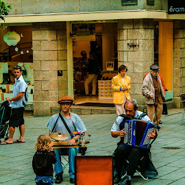 Play It Again  by Igor Modric - People Musicians & Entertainers