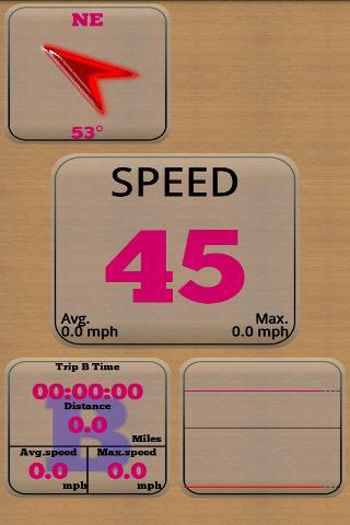 【免費交通運輸App】GPS Speed Lte-APP點子