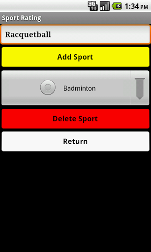 【免費運動App】Sport Rating-APP點子
