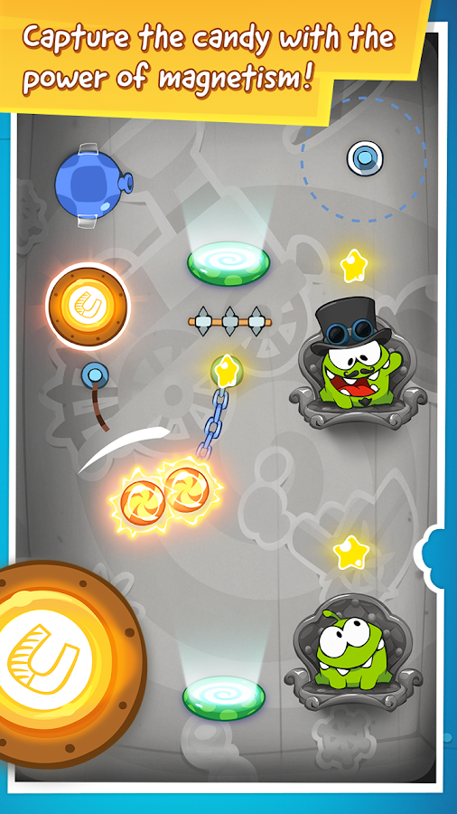 Cut the Rope: Time Travel HD Screenshot 13
