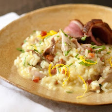 Portuguese Duck Risotto Recipe