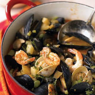 Seafood Chowder Rachael Ray Recipes