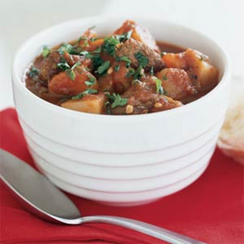Hearty Beef and Tomato Stew
