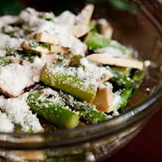 Fresh Balsamic Asparagus Salad
