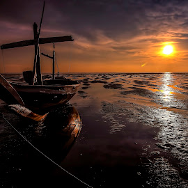 by Agus Sudharnoko - Transportation Boats