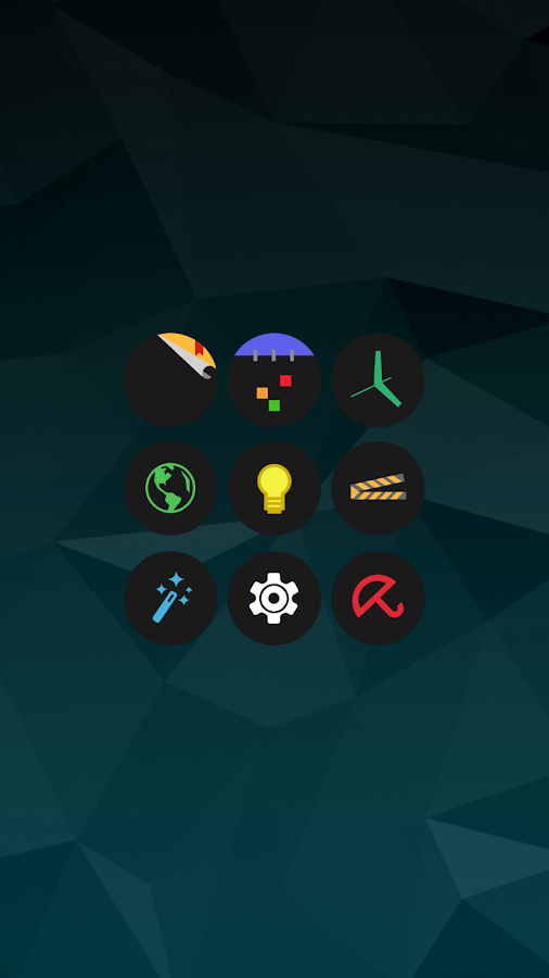 Durgon - Icon Pack Screenshot 5