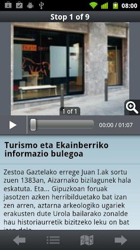 Ekain Audio-Tour