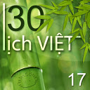 lịch VIỆT mobile app icon