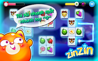Screenshot of Pikachu - ZinZin