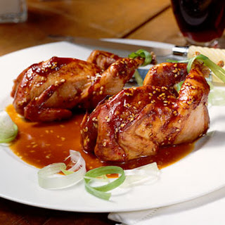 Asian Grilled Quail