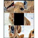 Dog's Sliding Puzzle icon