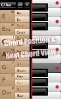 Screenshot of Piano App! Songwriting & Play