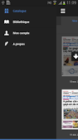 Screenshot of Nice-Matin Numérique
