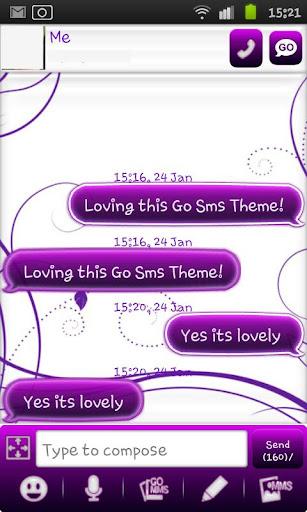Royal Purple Go Sms