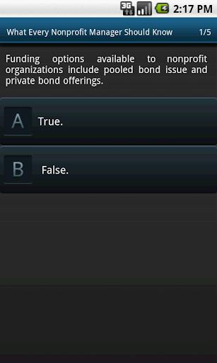 【免費商業App】对不以盈利为目的地管理者的金融要素-APP點子