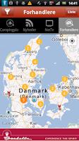 Screenshot of Camping Denmark
