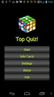 Screenshot of Top Quiz