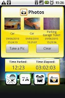 Screenshot of Parking Car Finder SE