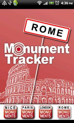 Rome Tracker