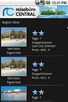 Screenshot of rc-reisen.de