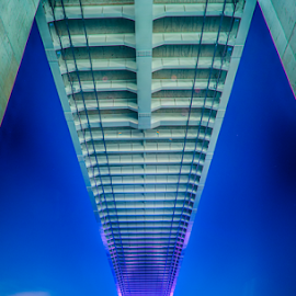 HDR  by Keith Homan - Buildings & Architecture Bridges & Suspended Structures