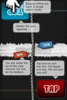 Screenshot of Tap of War