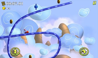 Screenshot of Twisted Circus