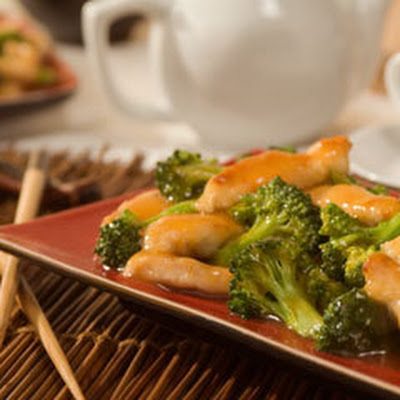 General Tso's Chicken 'n Broccoli