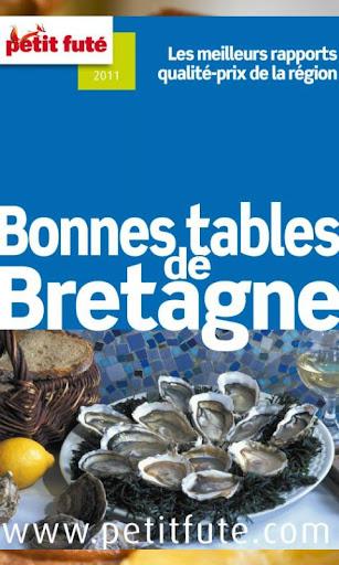 Bonnes tables de Bretagne