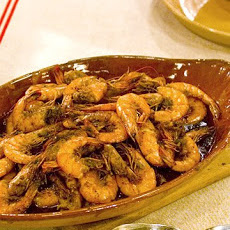 Billy's Barbeque Shrimp