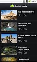 Screenshot of Navarra Guía de Viajes