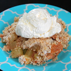 What-Do-You-Mean-It's-Not-Apple Apple Crisp