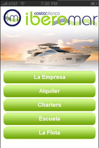 【免費商業App】Iberomar Costa Blanca-APP點子