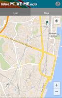 Screenshot of Lisboa MOVE-ME