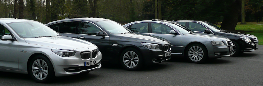 Richmond & Twickenham Executive Car Hire