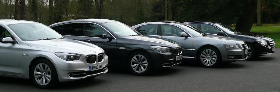 Richmond & Twickenham Executive Car Hire