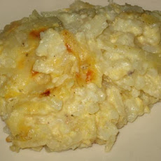 Creamy Hash Brown Potato Casserole