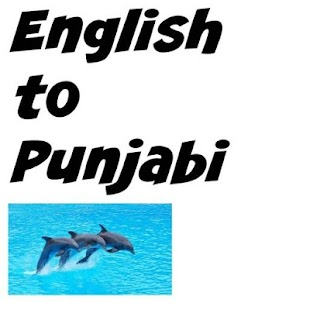 English to Punjabi - screenshot