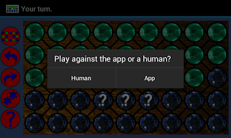 Screenshot of Fanorona Free
